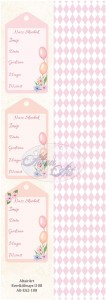 AltairArt - Dwustronny papier do scrapbookingu Ever and always 2 - pasek 08