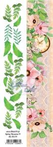 AltairArt -  pasek z elementami do wycinania - Spring Blossoms  14