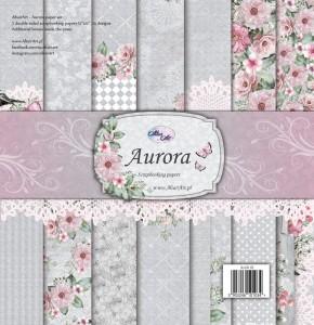 AltairArt - Aurora  zestaw papierów do scrapbookingu 30,5 cm x 31,5 cm