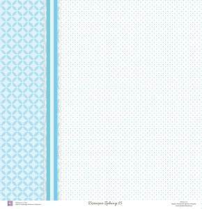 Skarbnica Pomysłów -  Jednostronny papier do scrapbookingu Dziecięce Zabawy 15