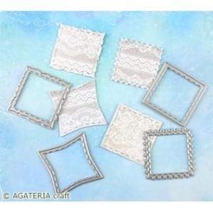Agateria - Zestaw do patchworka - wykrojnik