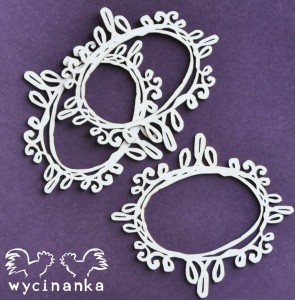 Wycinanka - DOODLING FRAMES 2