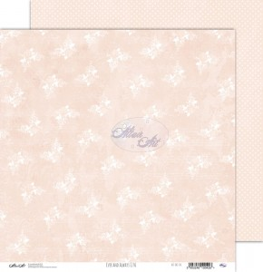 AltairArt - Dwustronny papier do scrapbookingu Ever and always 2 - 06 15 cm x 15 cm