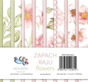 Galeria Papieru - Zapach raju flowers - zestaw