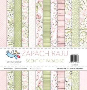 Galeria Papieru - Zapach raju  - bloczek