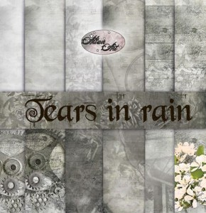 AltairArt - Tears in Rain - zestaw  pojedynczy