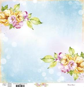 Magiczna Kartka - Kwiatowy Czar 03