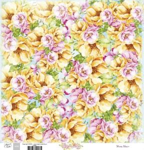 Magiczna Kartka - Kwiatowy Czar 06