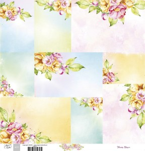 Magiczna Kartka - Kwiatowy Czar 11