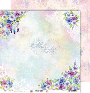 AltairArt - Dwustronny papier do scrapbookingu Ever Dream 02 - 10 arkuszy