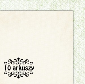 AltairArt - Foggy Dew - Springtime/Invisible love 10 arkuszy