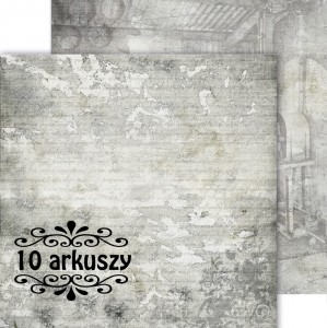 AltairArt - Tears in Rain - Everloving/Industrial 10 arkuszy