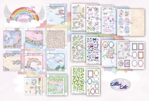 AltairArt - On the Wings of a Rainbow - Collection Kit