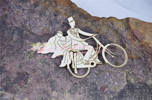 090010 Para na rowerze