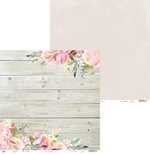 "PiÄ…tek 13 - Papier Love in Bloom 03, 12x12"""