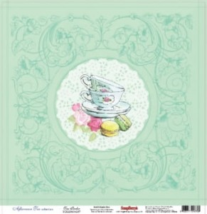 ScrapBerry's - Afternoon Tea Tea Parlor