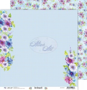 AltairArt - Double-sided scrapbooking paper Ever Dream 03