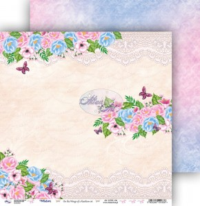 AltairArt - papier do scrapbookingu  On the Wings of a Rainbow 06