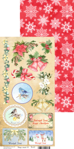 ESSY-FLORESY- VINTAGE ELEMENTS 02 - PAPIER DO SCRAPBOOKINGU
