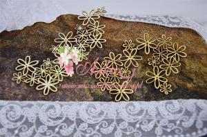 030040 Kwiatuszkowe tło