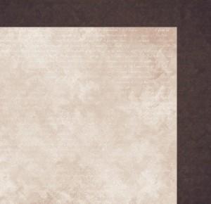AltairArt - Night&Day - Dwustronny papier do scrapbookingu Espresso/Crème brûlée
