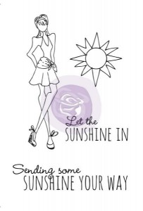 Sunshine - Stemple gumowe Julie Nutting