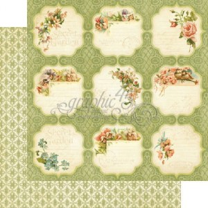 Graphic 45 - Secret Garden Collection - Meadow Lark