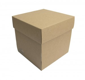 Exploding Box Goatbox, krafowe, 10x10x10 cm