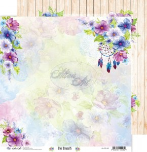 AltairArt - Dwustronny papier do scrapbookingu Ever Dream 05