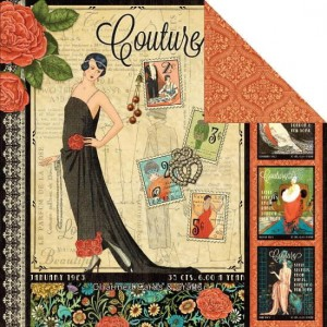 Graphic 45 - Couture Collection - Couture