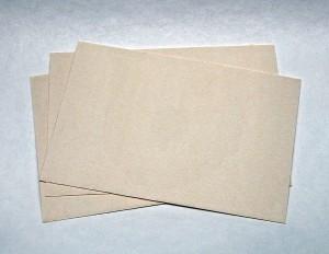 Kartka albumowa, 20x29cm, A4, 1 sztuka